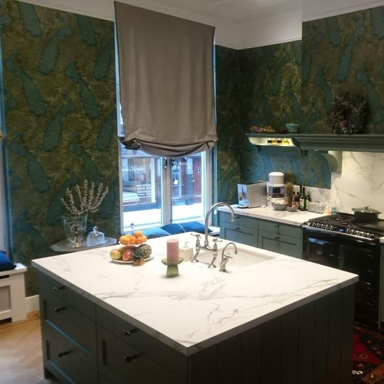 Engelse keuken in Den Haag - Den Haag
