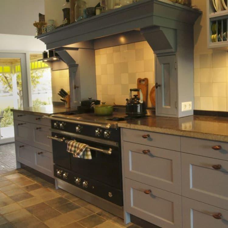 Handgemaakte keuken in Leiderdorp - Leiderdorp